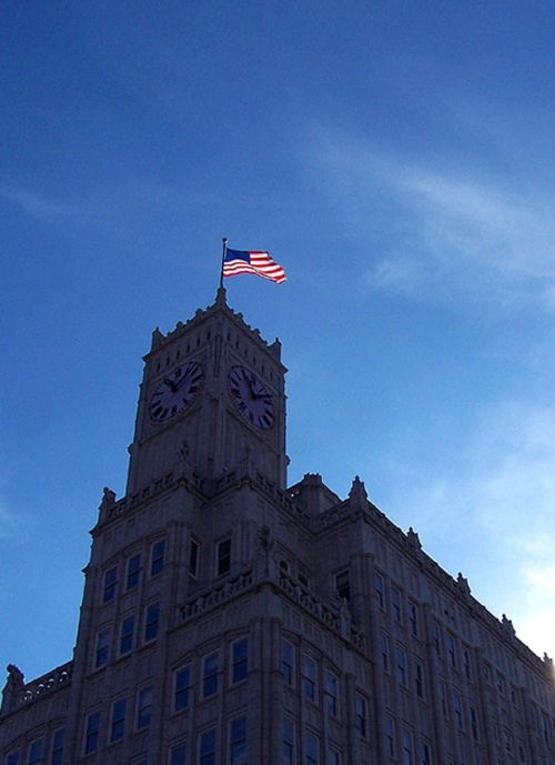 downtown_lamar_life_flag_morning_blog